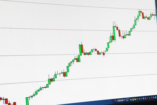 FX入門 基本的なチャートの見方